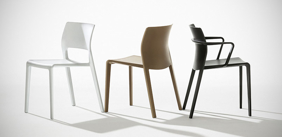 Juno Outdoor Chair By Arper Designer James Irvine