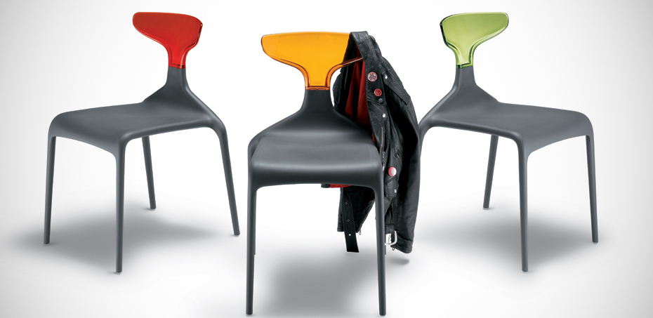 Punk And Shark Comfortable Design Chairs By Green Italia