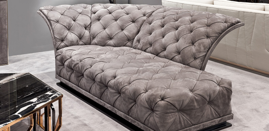 Loveluxe Design Sofas Collection By Longhi