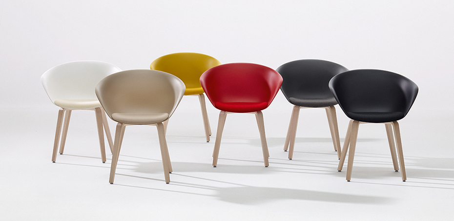 Duna Design Chair By Arper Italiandesignchairs
