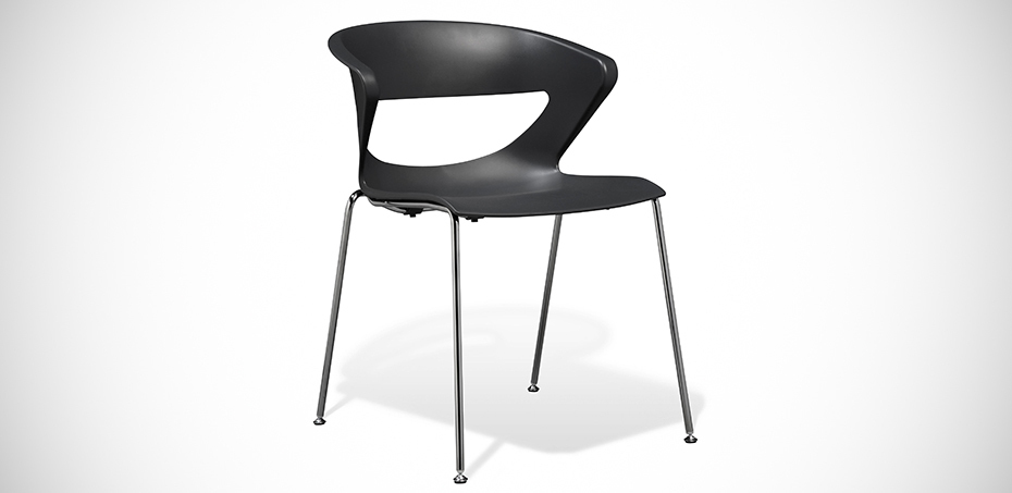 Italian Design Chairs : Home > Design Chairs > Design chair Kicca by Kastel