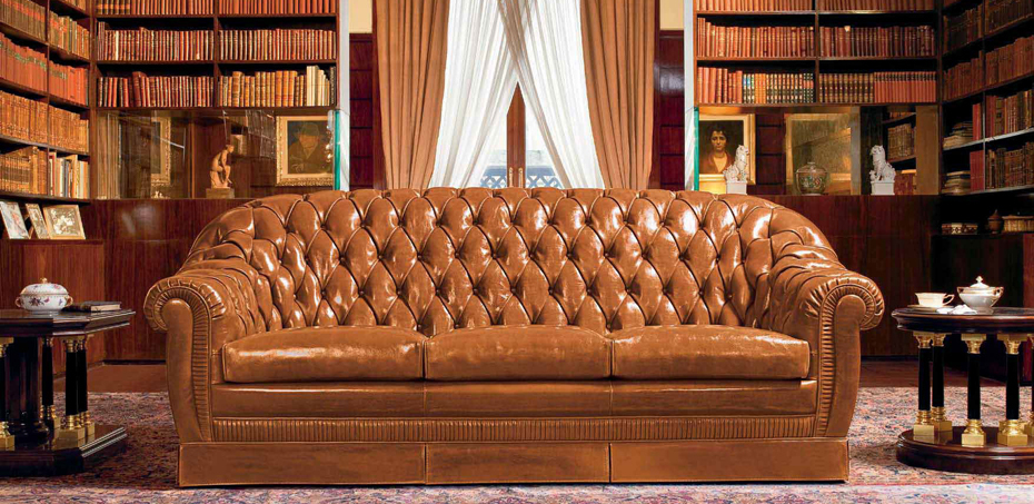 Glasgow Italian Leather Sofas By Mascheroni