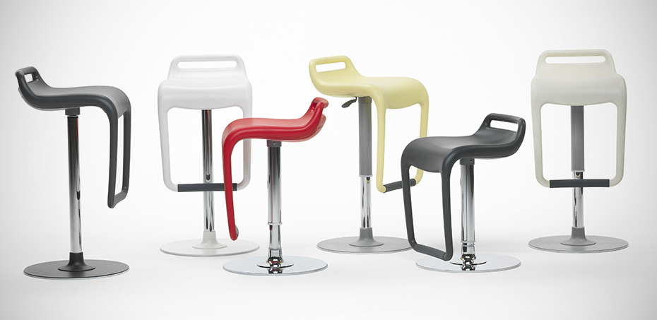 Swivel Barstool Noon By Segis Archirivolto Design