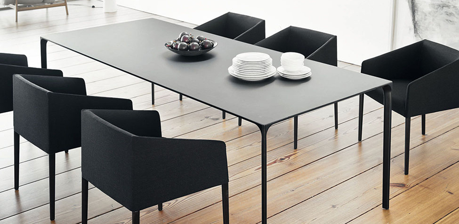 & Nuur Tables by Arper: Designer Simon Pengelly | ItalianDesignChairs