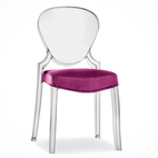 Queen design chair Pedrali