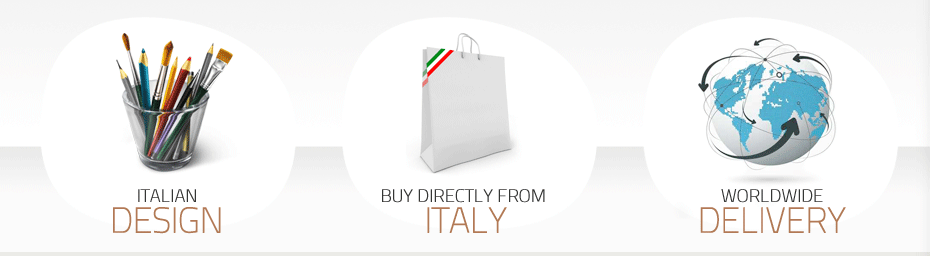 italian design delivered worldwide